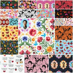 Frida Kahlo Fat Quarter Bundle