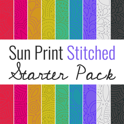 Sun Print 2020 Starter Pack in Stitched