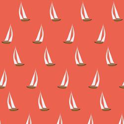Sailing in Grenadine