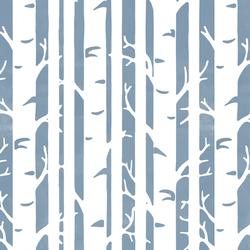 Birches in Dusk