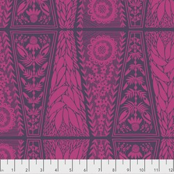 Dresden Lace in Fuchsia