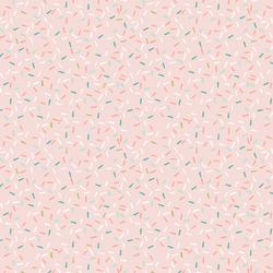 Sprinkles in Flamingo Pink