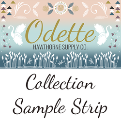 Odette Sample Strip