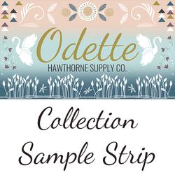 Odette Sample Strip
