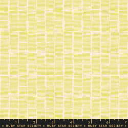 Stripe Stamp in Soft Yellow