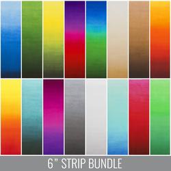 Fresh Hues 6 Inch Strip Bundle