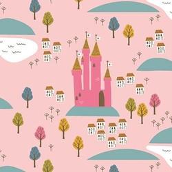 Castle in Pink