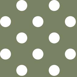 Jumbo Dot in Olive
