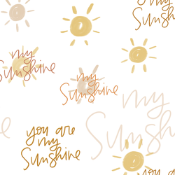 You Are My Sunshine in Sunbeam
