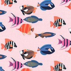 Fishtopia in Pink