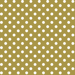 Candy Dot in Gold