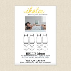 Belle Underwear Set - Womens