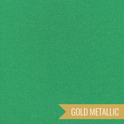 Glimmer Solid in Emerald Metallic