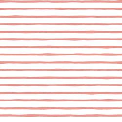 Artisan Stripe in Tulip on White