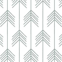 Vanes in Eucalyptus in White