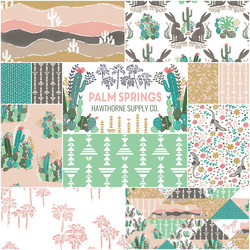 Palm Springs Fat Quarter Bundle in Coachella Valley