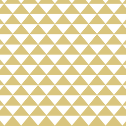 Triangle Mosaic in Honey
