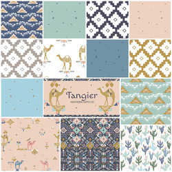 Tangier Fat Quarter Bundle