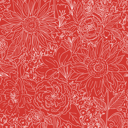 Paperie in Cardinal Red
