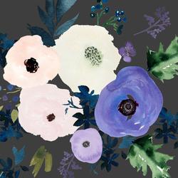 Frost Bouquet in Onyx