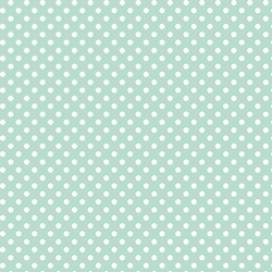 Tiny Dot in Mint