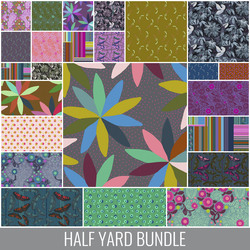 Passionflower Half Yard Bundle