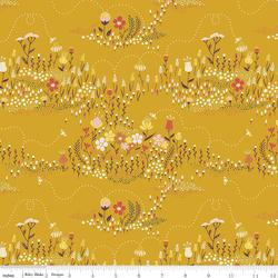 Buzzing Meadow in Honey