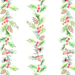 Pine Garland in Merry