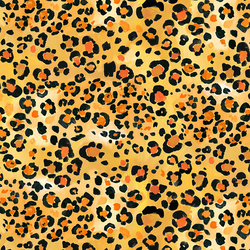 Leopard Skin in Multi