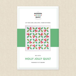 Holly Jolly Quilt