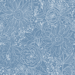 Paperie in Periwinkle