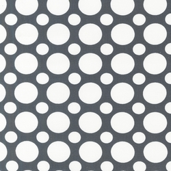 Large Spots in Grey