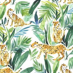 Large Jungle Cat in Lush