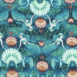 Mermaid Kaleidoscope in Pacific