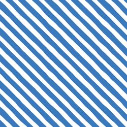 Rogue Stripe in Cerulean