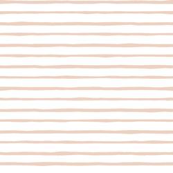 Artisan Stripe in Shell on White