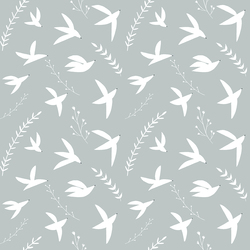 Birds In Flight in Sky