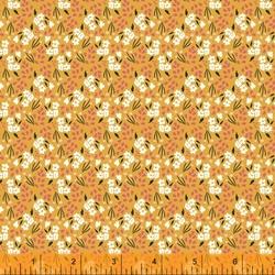 Mini Floral in Orange