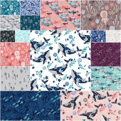 Kaikoura Fat Quarter Bundle