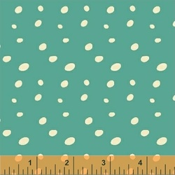 Spotty Dot in Turquoise