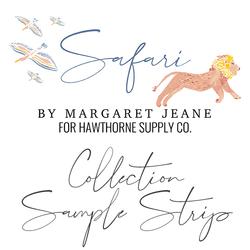 Safari Sample Strip