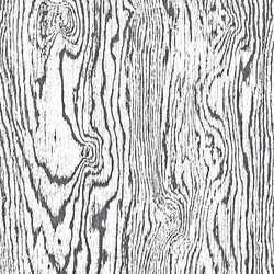 Wood Grain in Charcoal