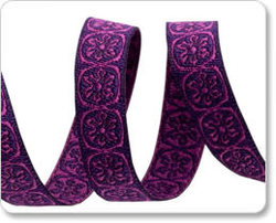 Spinning Wheels in Purple and Fuchsia