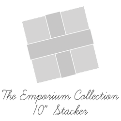 "The Emporium Collection 10"" Stacker"