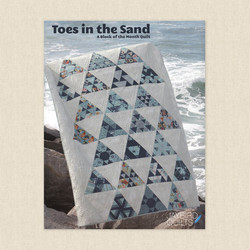 Toes in the Sand Block of the Month