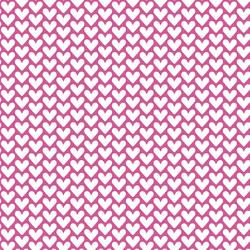 Hearts in Petunia