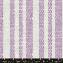 Woven Texture Stripe in Lupine