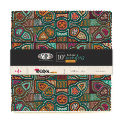 """Andina 10"""" Fabric Wonders"""