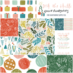 Deck the Halls Fat Quarter Bundle