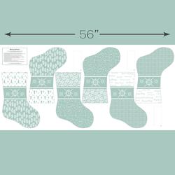 Stockings Panel in Aspen